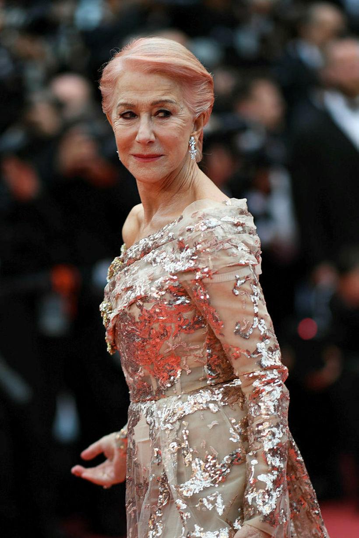 Breska leikkonan Helen Mirren.