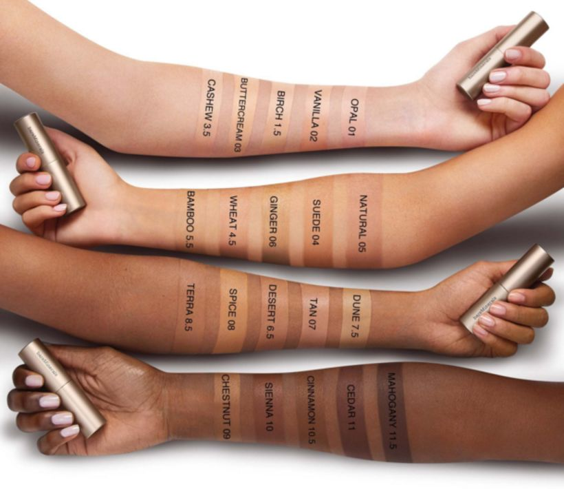Bare Minerals Complexion Rescue Hydrating Foundation Stick SPF 25 kemur ...