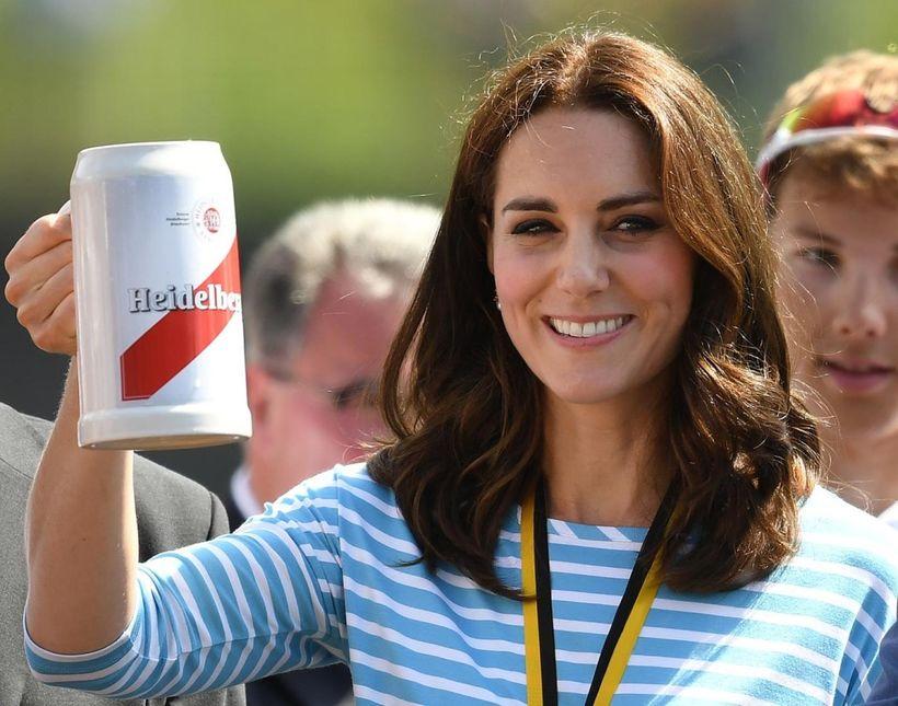 Kate Middleton er ekkert að skafa af því og fær …