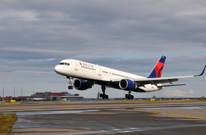 Delta Air Lines will be offering direct flights between Keflavík ...