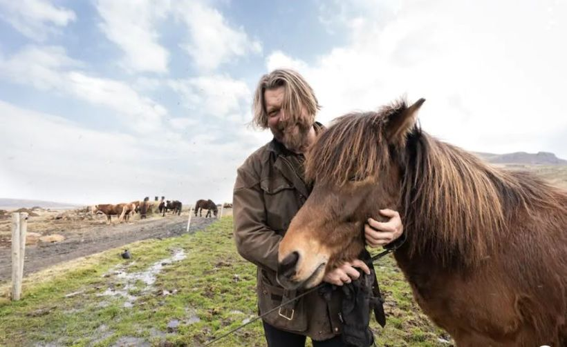 Horse farmer Hörður offers the highest Airbnb-rated recreational experience in ...