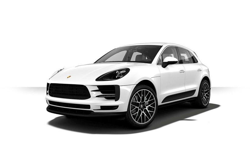 Hinn fullkomni íslenski hversdagsbíll væri Porsche Macan S, hvítur og …