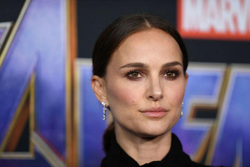 Natalie Portman telur að Moby hafi breytt sögunni af samskiptum ...