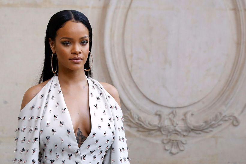Rihanna segir markmiðið eftir sambandsslit eigi að vera að standa …