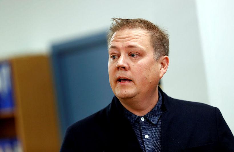 Breki Karlsson formaður Neytendasamtakanna segir að Costco hafi komið inn …
