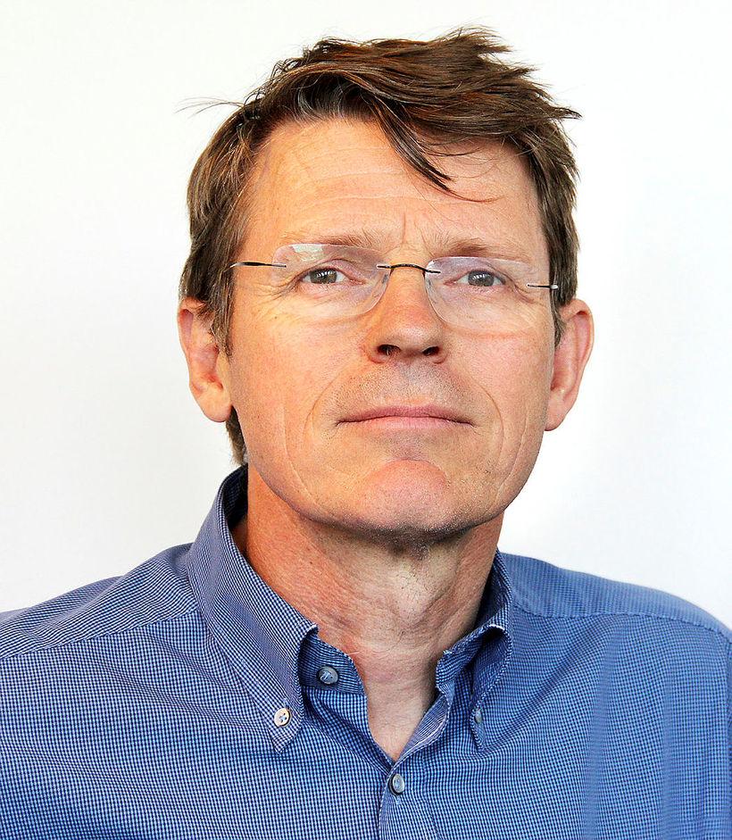 Tryggvi Felixson Kópavogsbúi segir hópinn hafa spjallað saman um málefni …