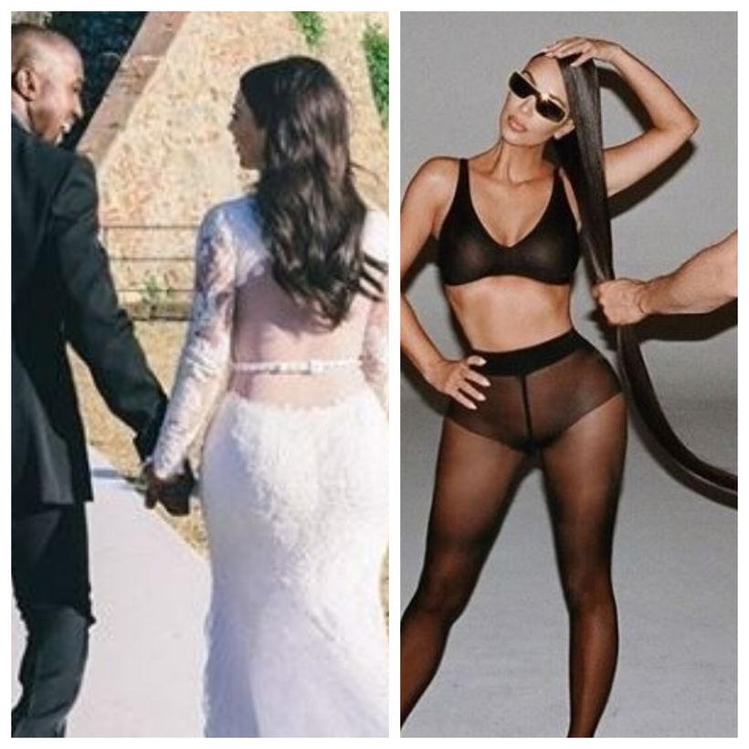 Kim Kardashian er dugleg að birta myndir af sér á ...