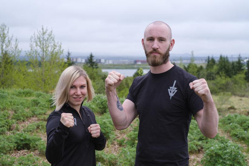 Ingibjörg Helga og Jón Viðar segja að allir geti orðið ...