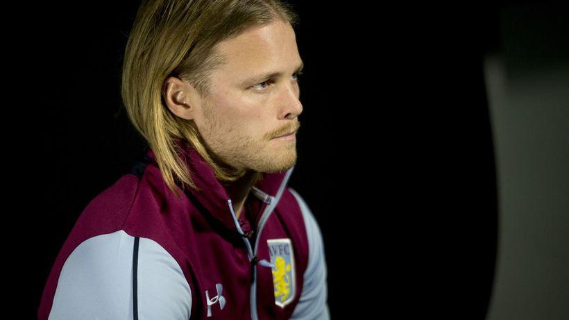 Birkir Bjarnson er með samning við Aston Villa sem gildir ...