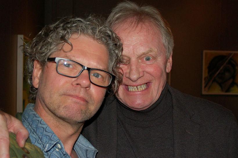 Jens Hansson og Laddi.