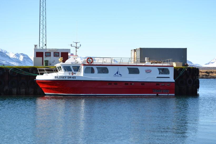 Skipverjar á Bíldsey SH-65 gætu átt yfir höfði sér refsingu ...