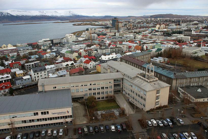 Í Tækniskólanum í Reykjavík, sem er einn helsti vettvangur verklegs ...