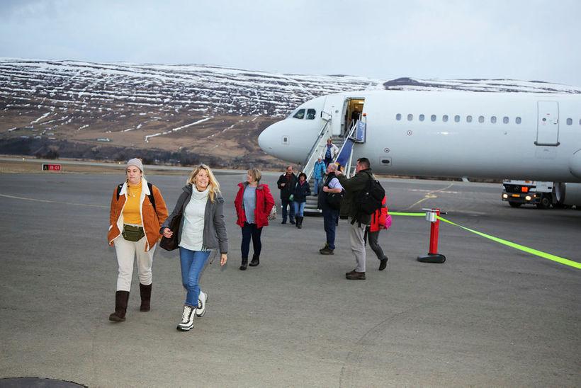 Bein flug á milli Bretlands og Akureyrar á vegum Super ...