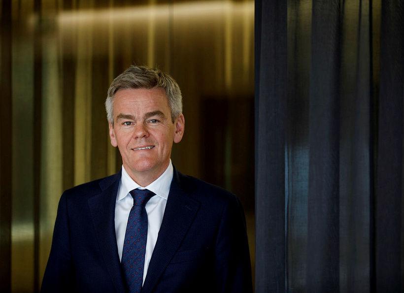 Ármann Þorvaldsson bankastjóri Kviku.