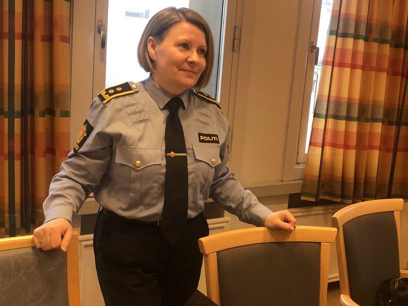 Anja Mikkelsen Indbjør, saksóknari lögregluembættisins í Finnmörku, sagði í gær ...