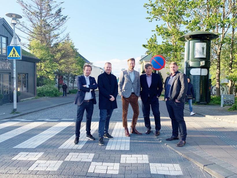 Eskild Andersen, arkitekt og forstjóri Nordic - office of Architecture, ...