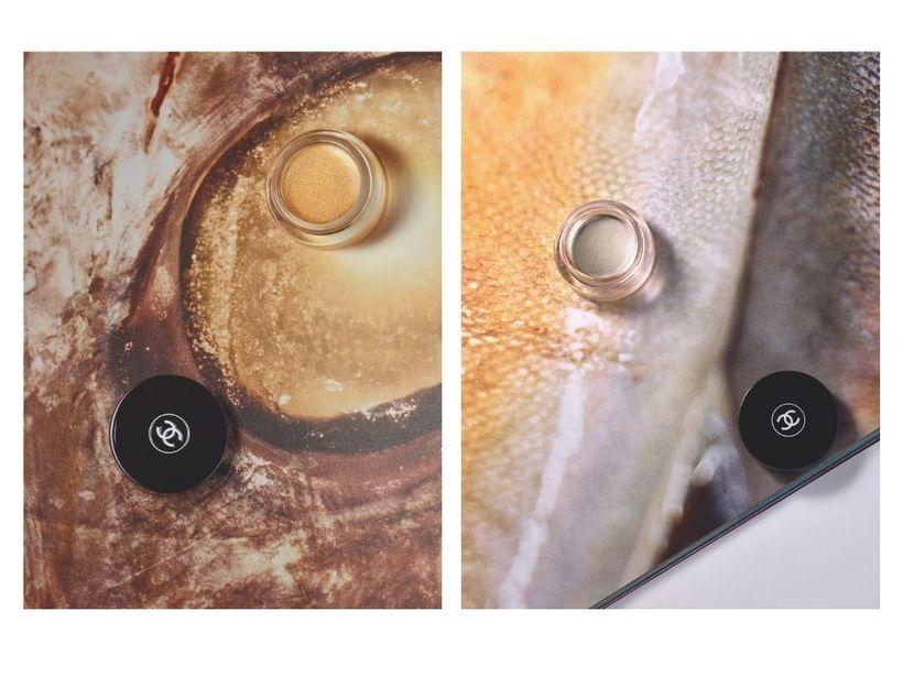 Chanel Ombre Premiére Gloss Top Coat í litunum Solaire og ...