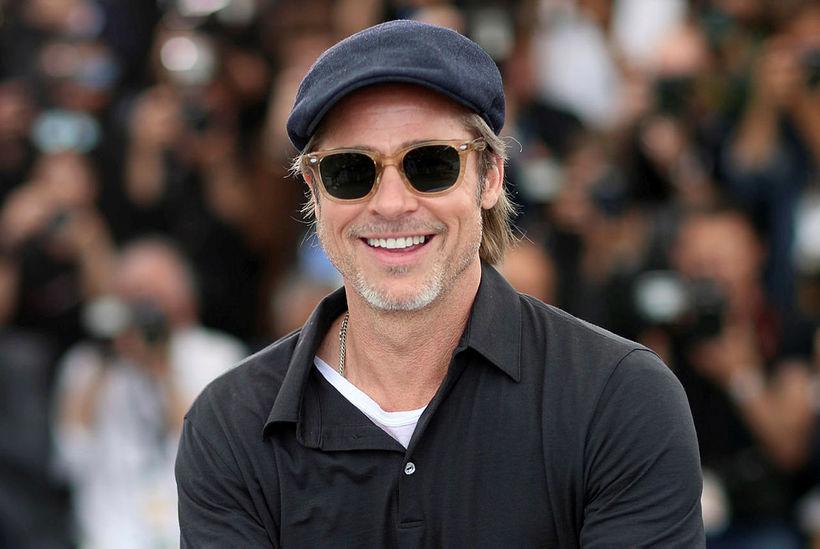 Brad Pitt er ekki einn um það að hafa skilið ...