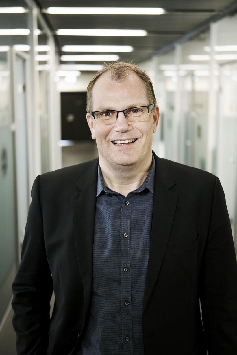 Dr. Gísli Hjálmtýsson, forseti tæknisviðs HR.