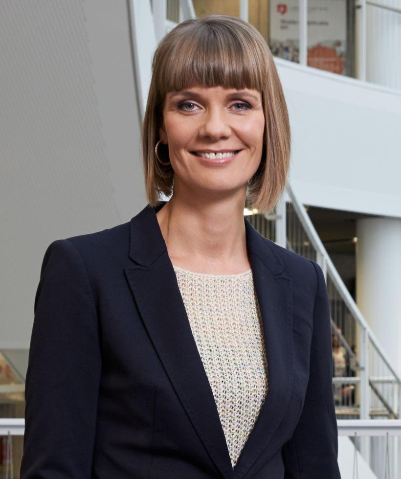 Dr. Bryndís Björk Ásgeirsdóttir, forseti sálfræðideildar HR.