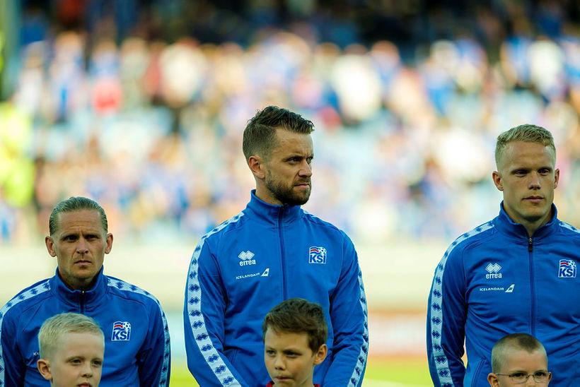 Kári Árnason er á leið til Íslands þar sem hann ...
