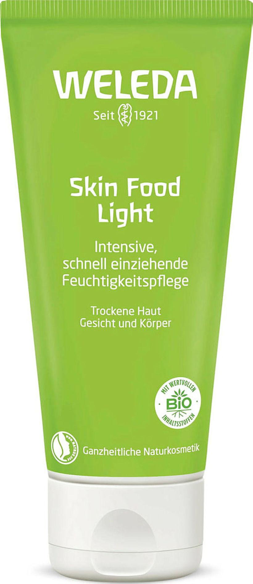 Skin Food Light passar vel fyrir fólk yfir sumartímann.