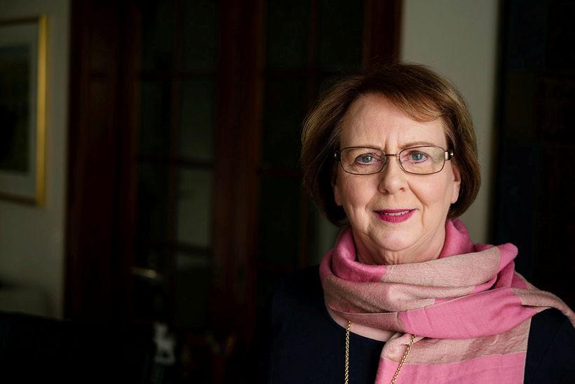 Agnes M. Sigurðardóttir.