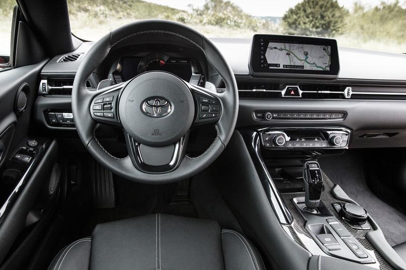 Hin nýja Toyota Supra GR
