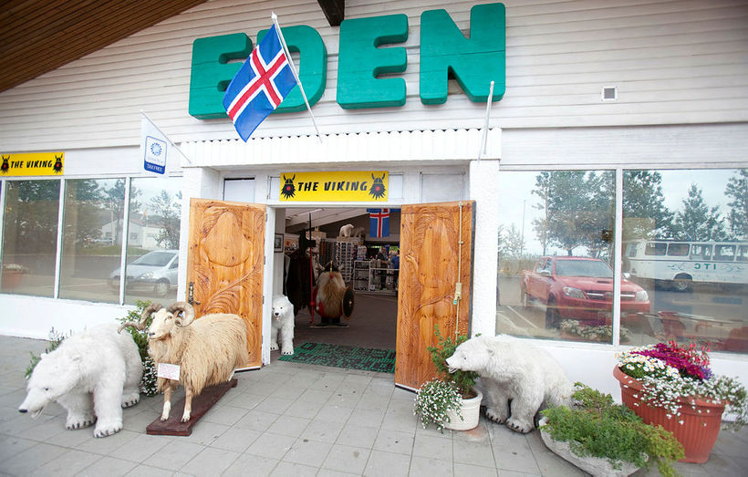 Hveragerðisbær vill halda Eden-nafninu í bænum.
