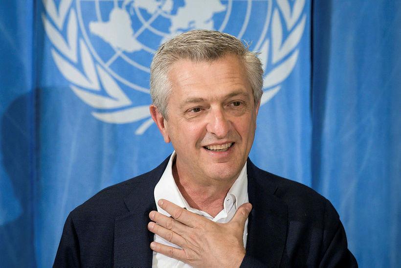 Filippo Grandi, framkvæmdastjóri UNHCR.