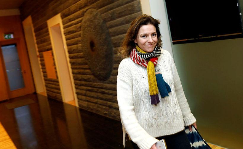 Rósa Björk Brynjólfsdóttir, þingkona Vinstri grænna.