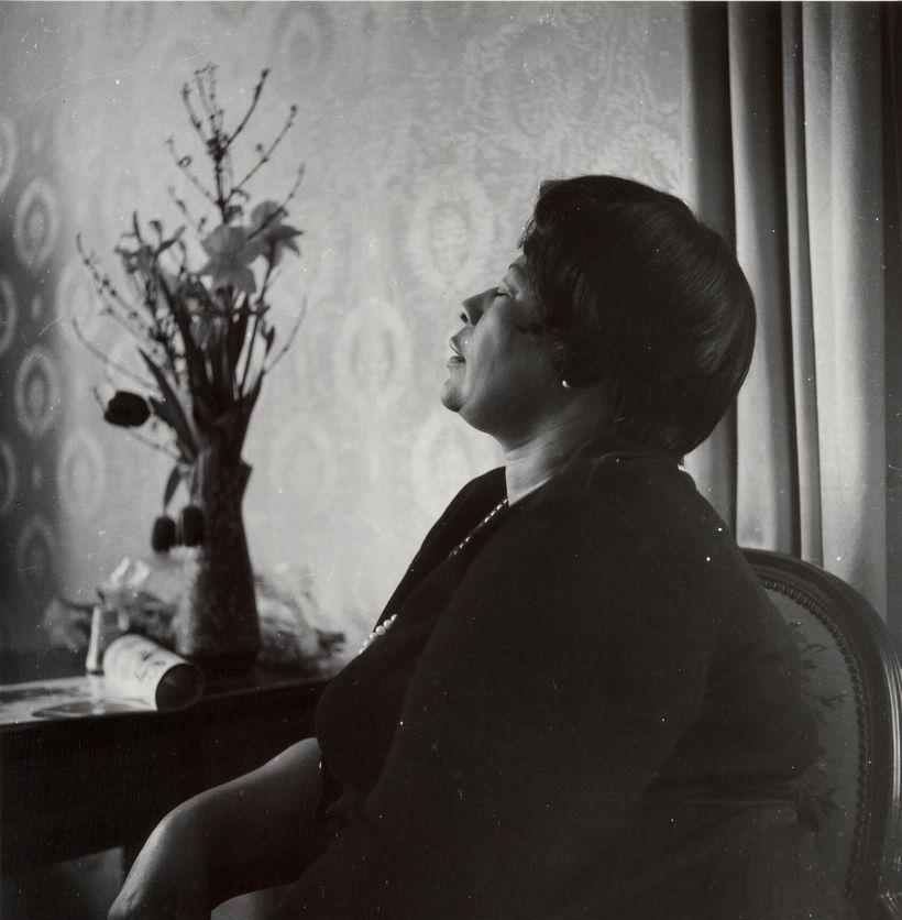 Ella Fitzgerald í heimsókn á Íslandi árið 1966. Upptökur með ...