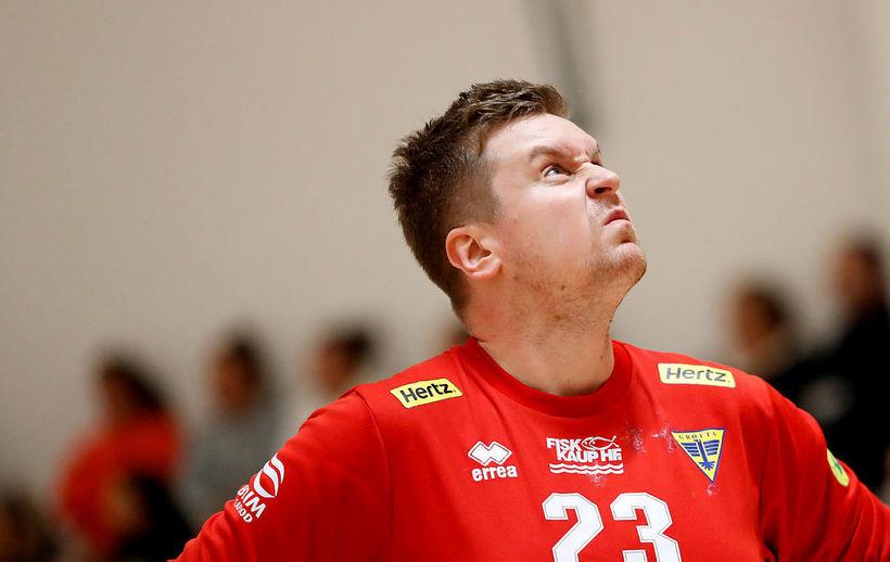 Hreiðar Levý Guðmundsson.
