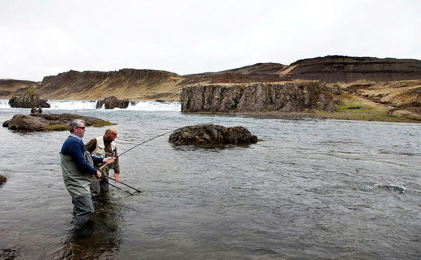 Þurrkatímabilið í maí og júní hefur haft slæm áhrif á ...