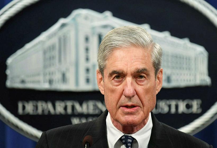 Robert Mueller hefur lýst því yfir að hann hafi engan ...