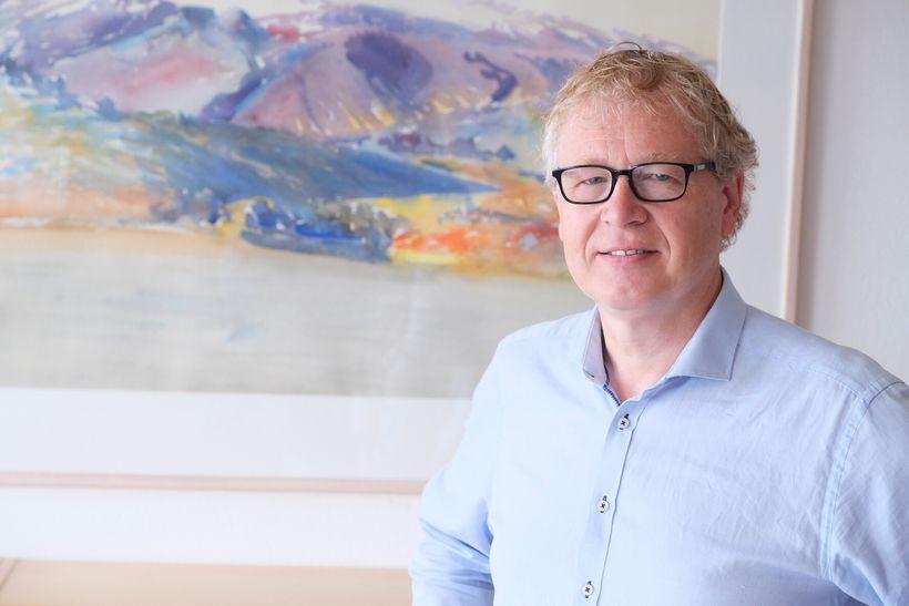 Birgir Hermannsson stjórnmálafræðingur.