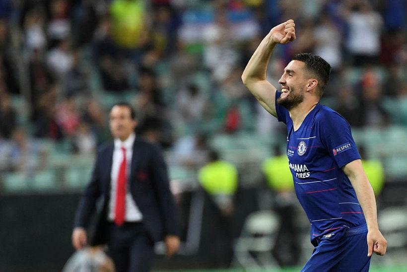 Chelsea hefur keypt króatíska miðjumanninn Mateo Kovacic frá Real Madrid ...