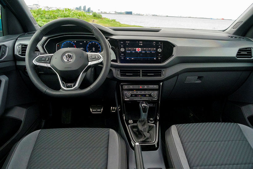 Nýr VW T-Cross