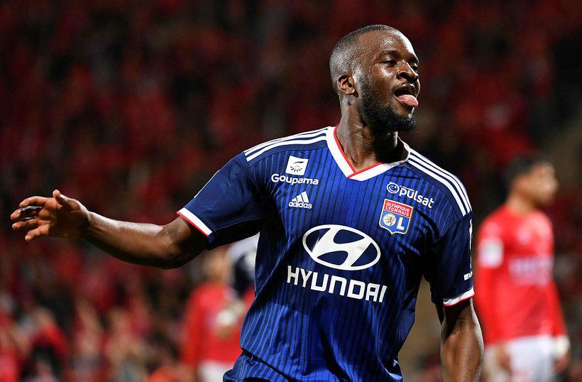 Tottenham hefur keypt franska miðjumanninn Tanguy Ndombele frá Lyon fyrir ...