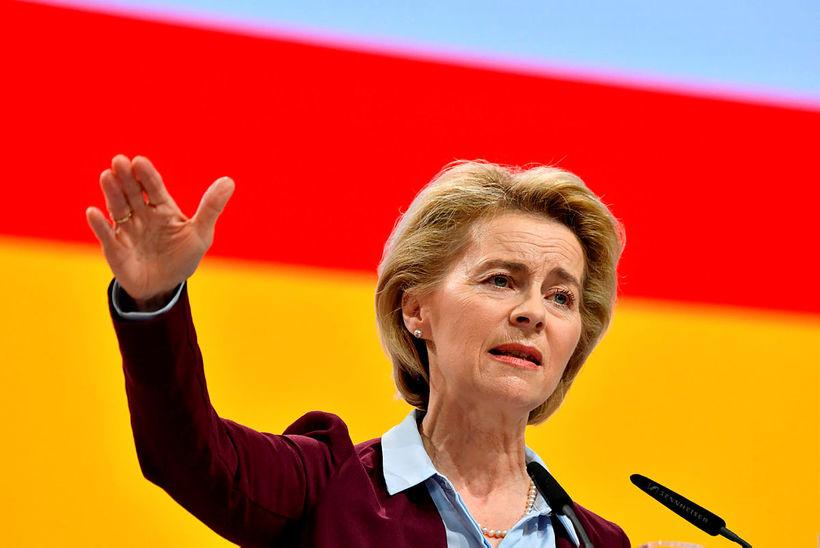 Ursula von der Leyen, næsti forseti framkvæmdastjórnar ESB, kemur úr …