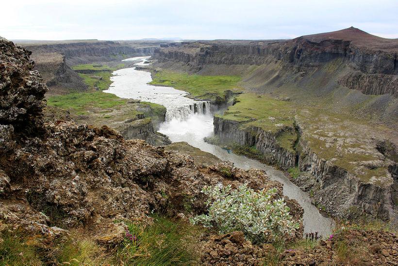 Vatnajökulsþjóðgarður hefur verið tekinn á heimsminjaskrá.