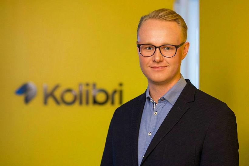 Ólafur Örn Nielsen framkvæmdastjóri Kolibri er að láta af störfum ...