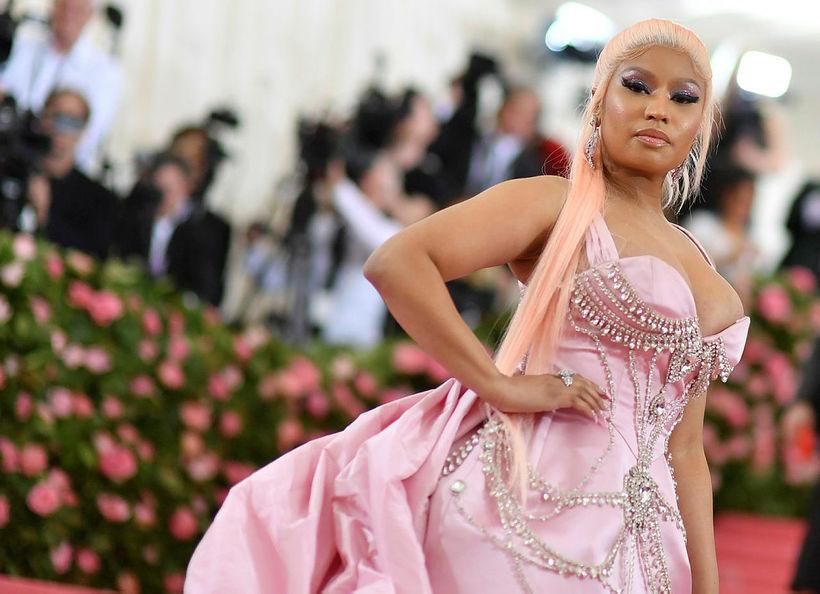 Nicki Minaj ætlar ekki að koma fram í Sádi-Arabíu.