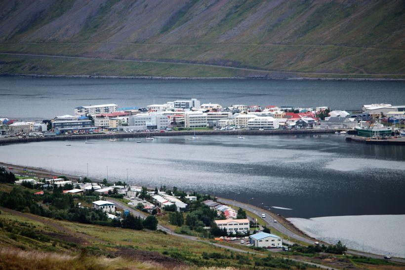 Sigríður Inga Sigurjónsdóttir dýralæknir er með stofu á Ísafirði.
