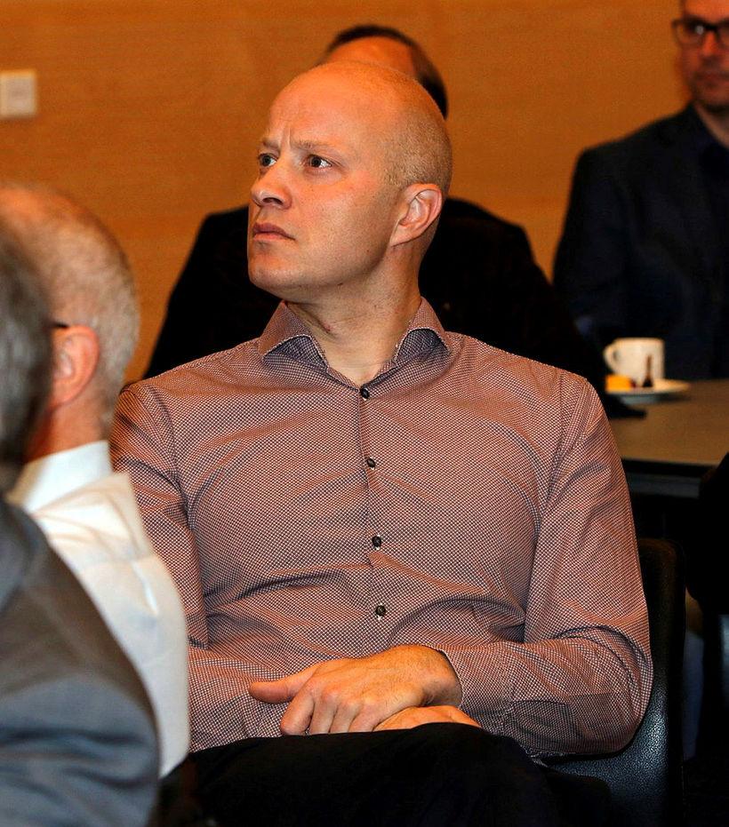 Ágúst Torfi Hauksson, framkvæmdastjóri Norðlenska.