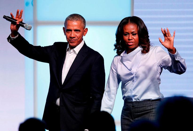 Barack Obama hafði alltaf tíma til að æfa en ekki ...
