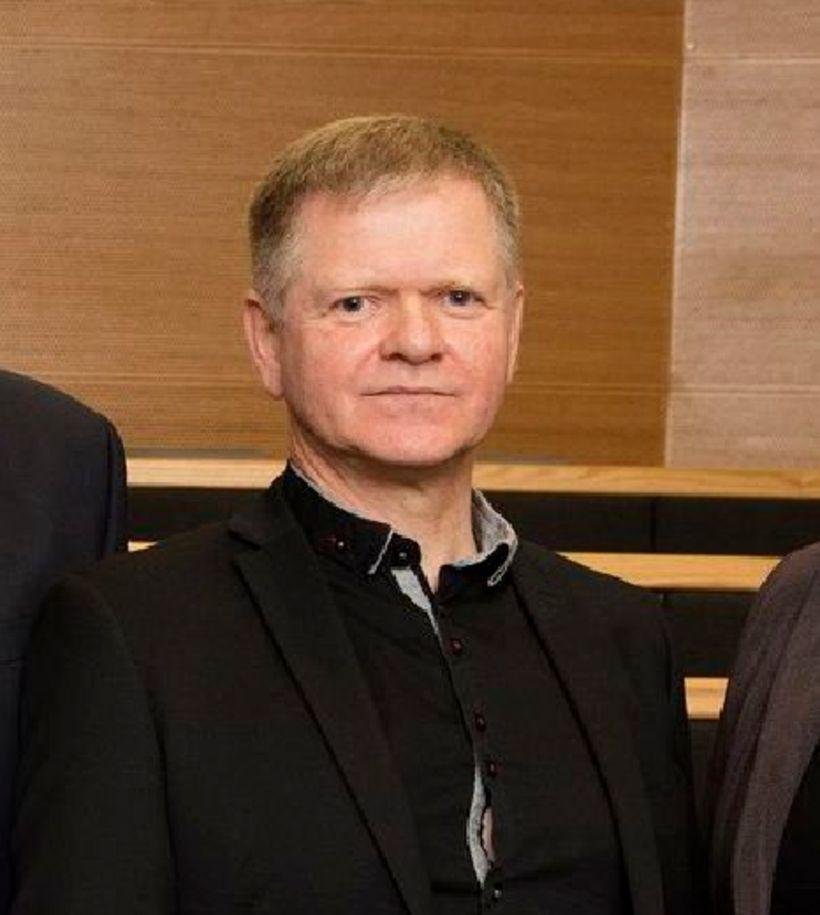 Dr. Viðar Örn Eðvarðsson..