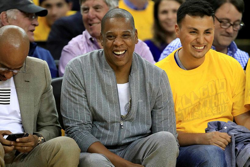 Jay-Z er kominn með nýja vinnu.