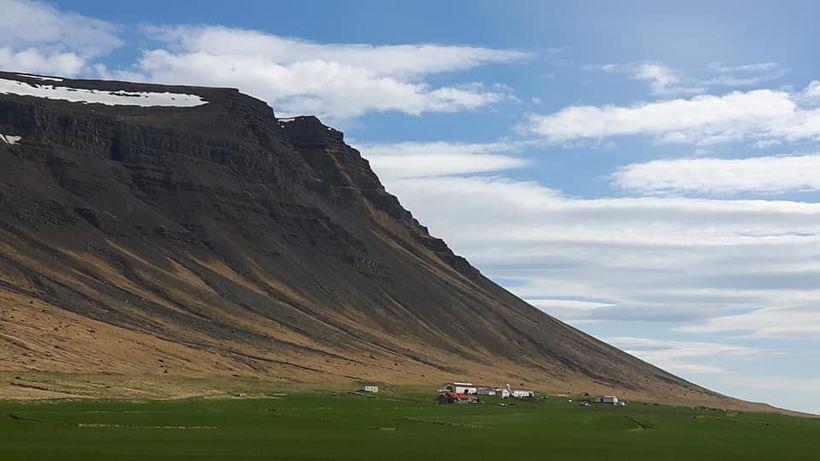 Búið Hvammur á Barðaströnd