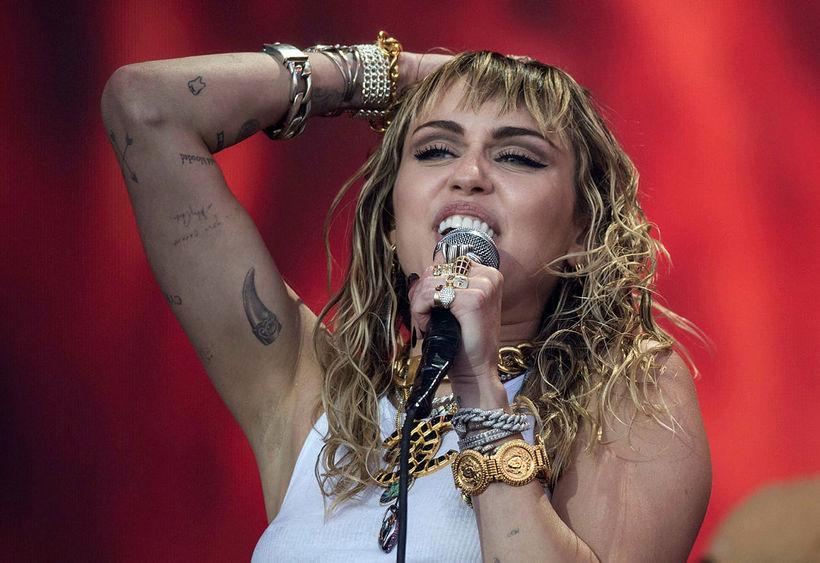 Miley Cyrus er í nútímalegu hjónabandi.